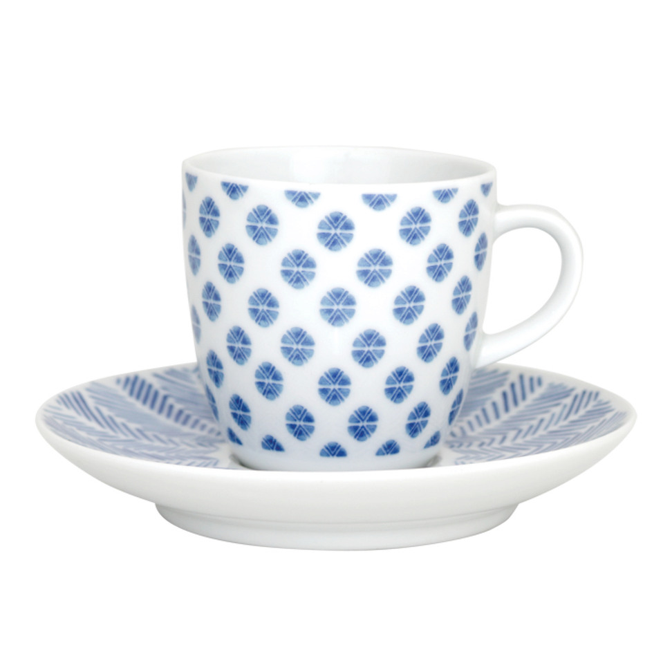 Spal Espresso Cup with saucer