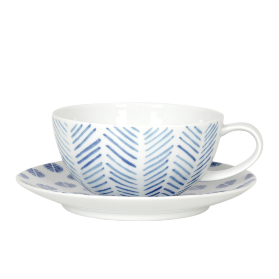 Spal Tea Cup with saucer
