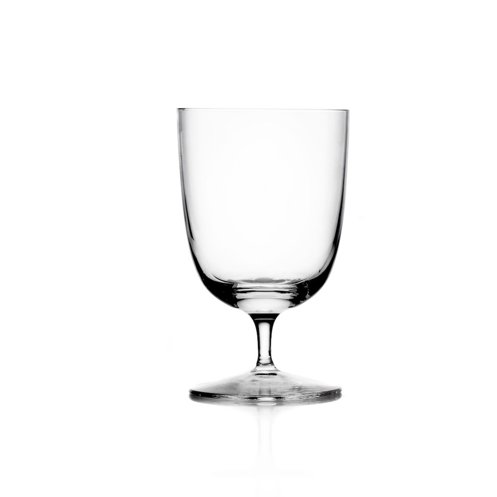 Ichendorf stemmed water glass - set of 4