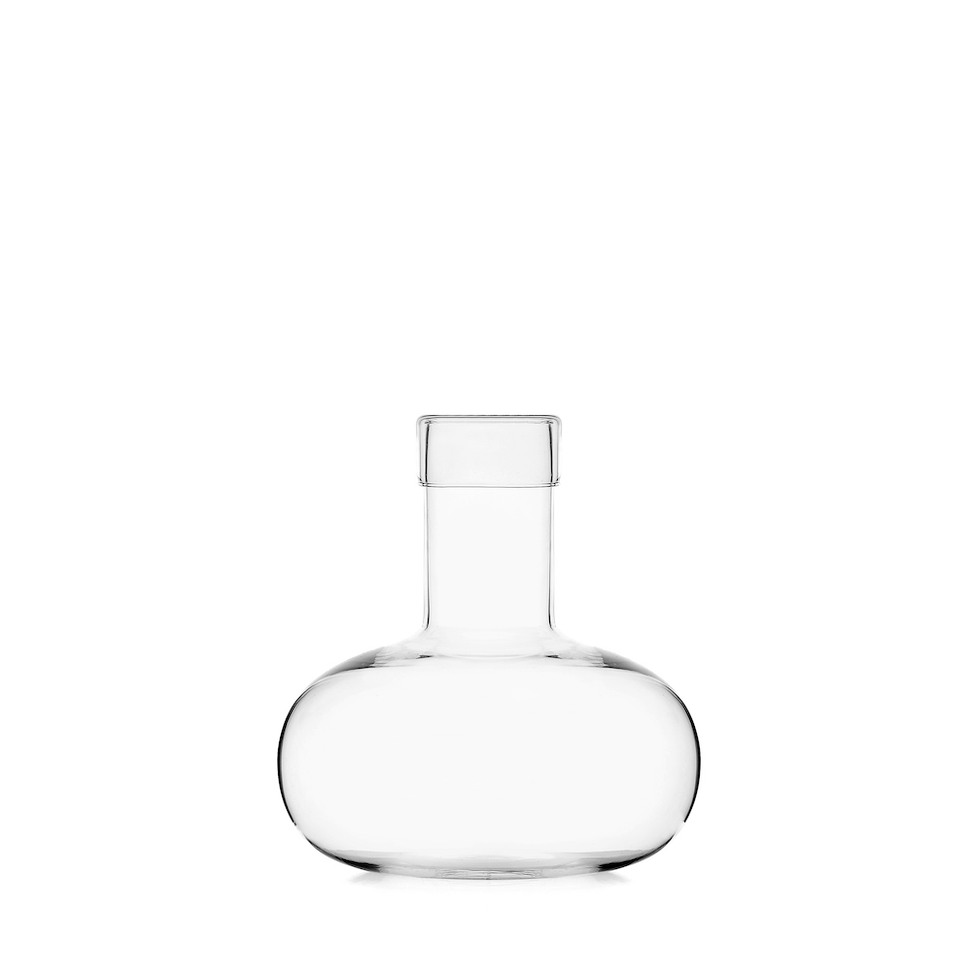 Ichendorf Decanter With Lid