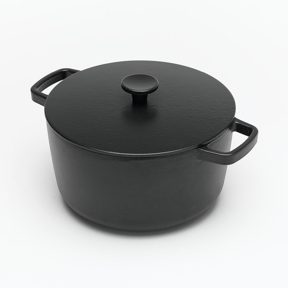 Crane Cookware Dutch Oven