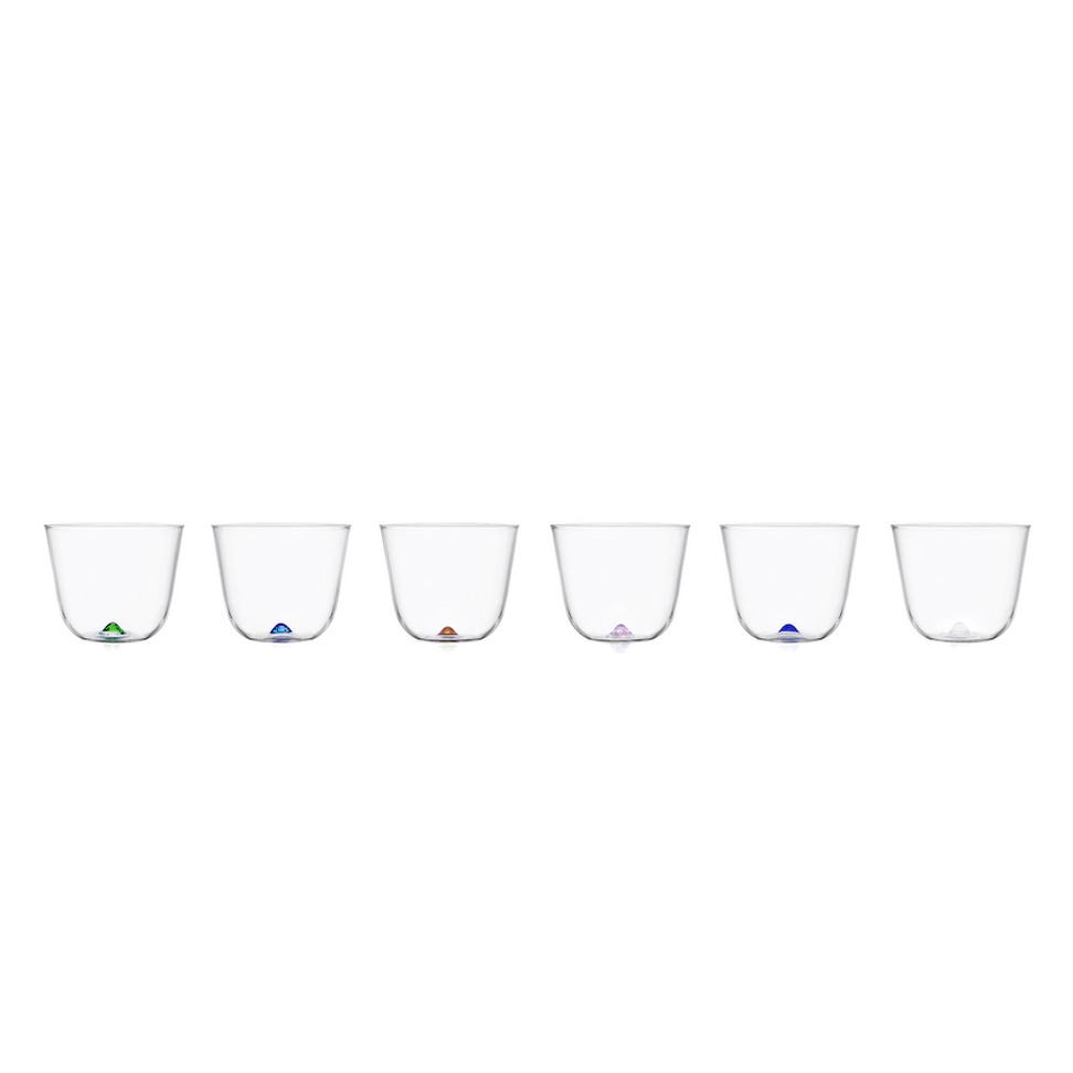 Ichendorf Water Glass - set of 6