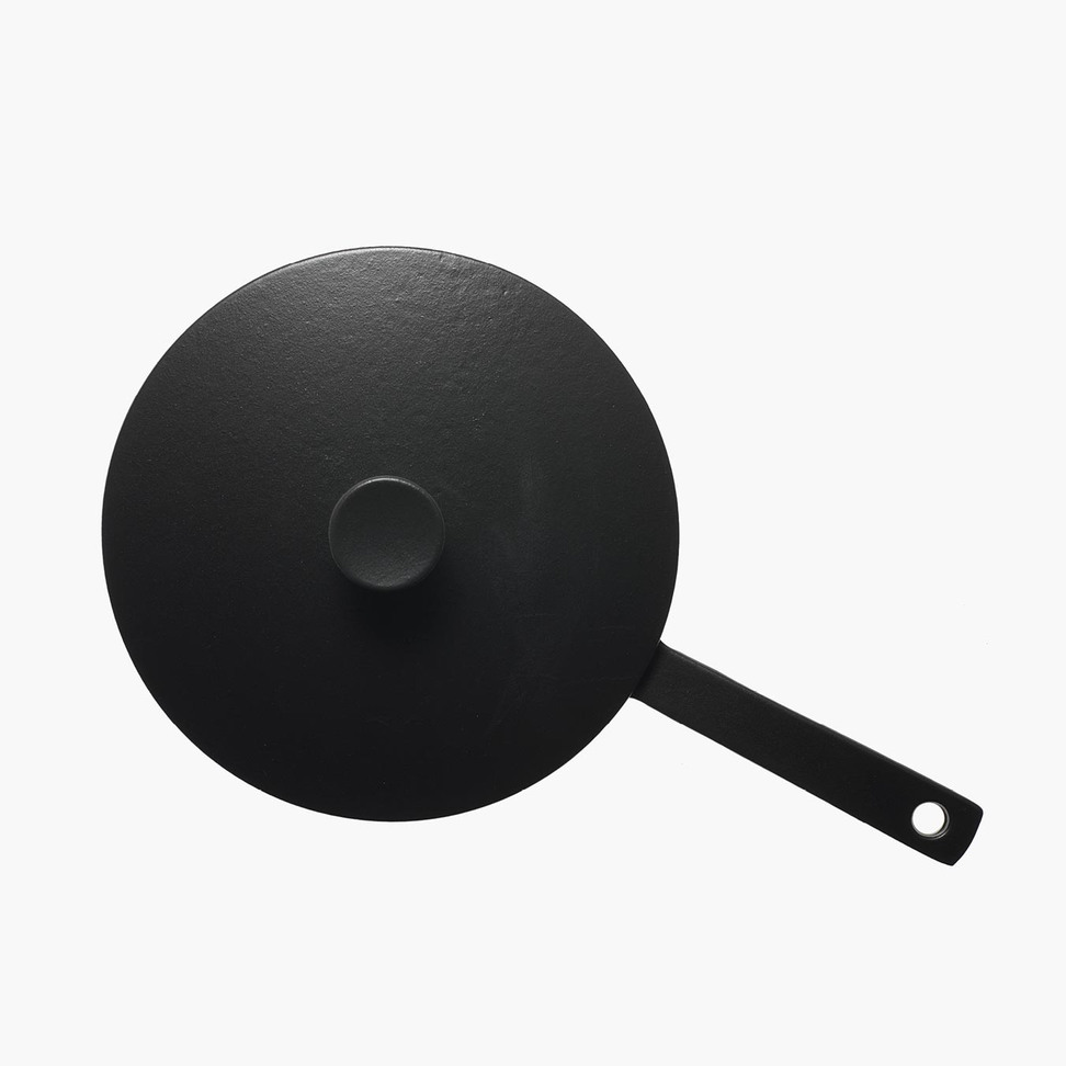 Frying Pan with Lid