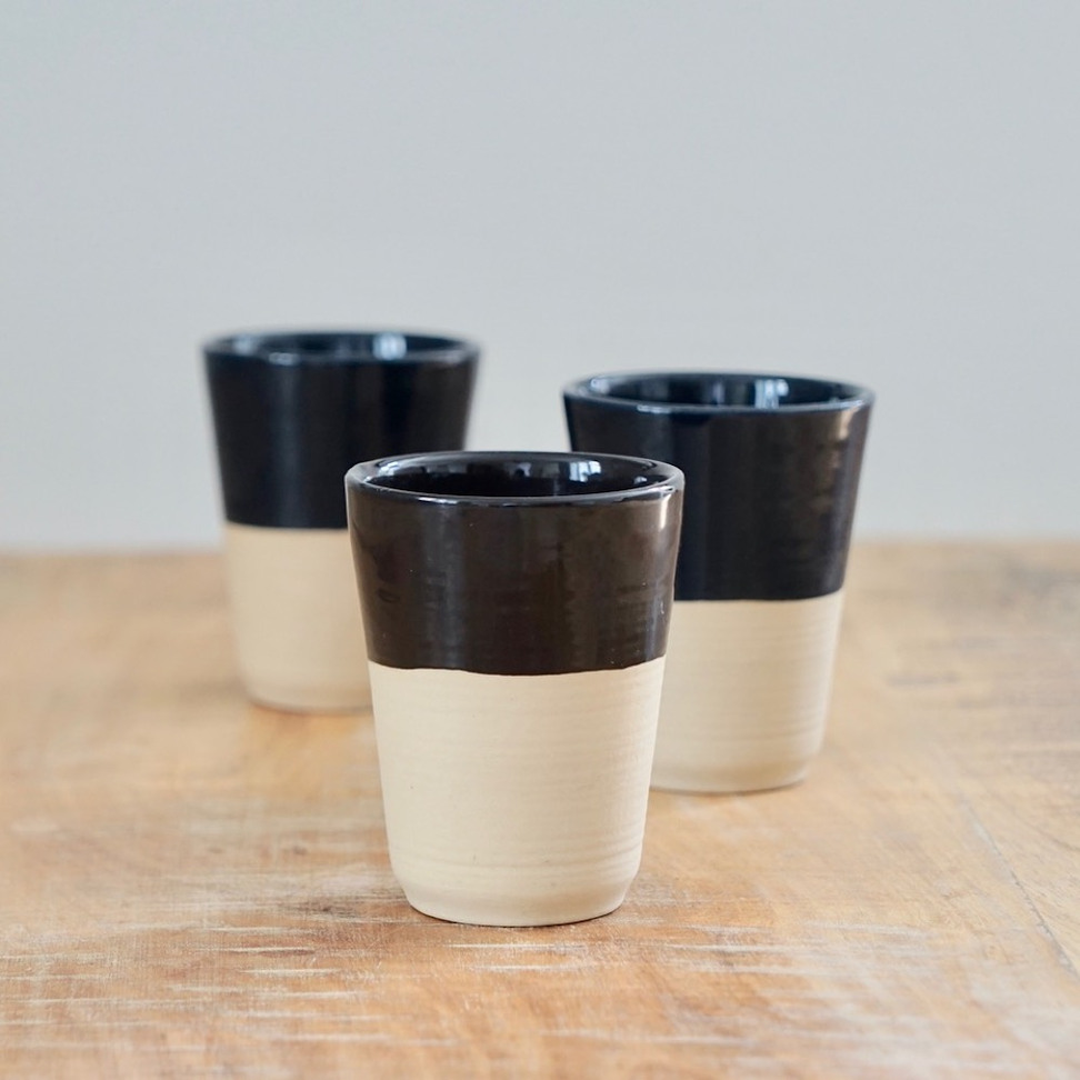 Manufacture de Digoin Coffee Cup