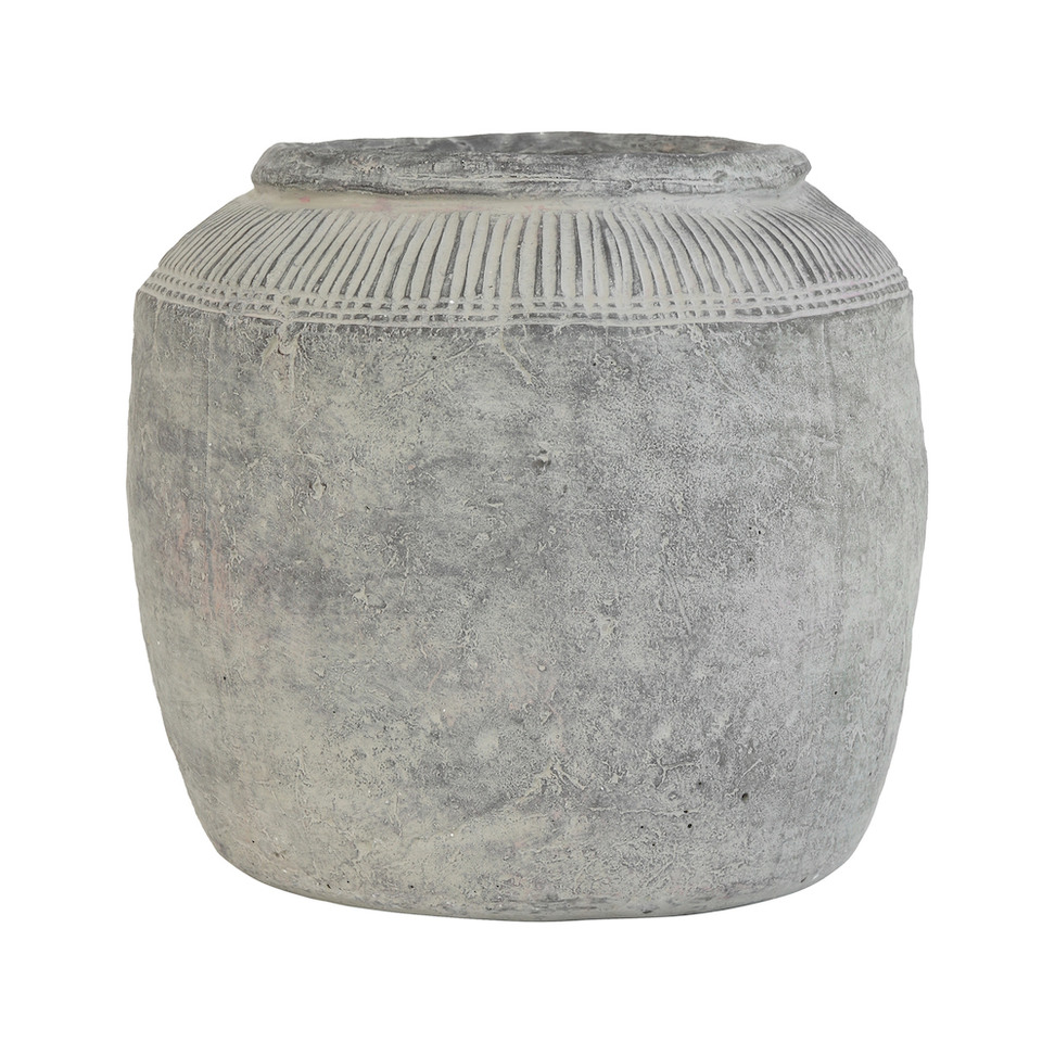 Product image Cement Flower Pot