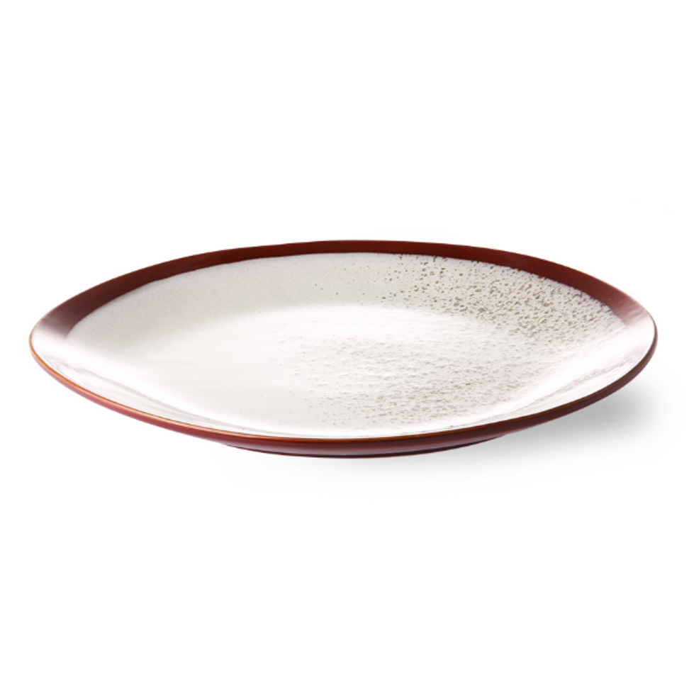 Product image Ceramic 70S Dinner Plate