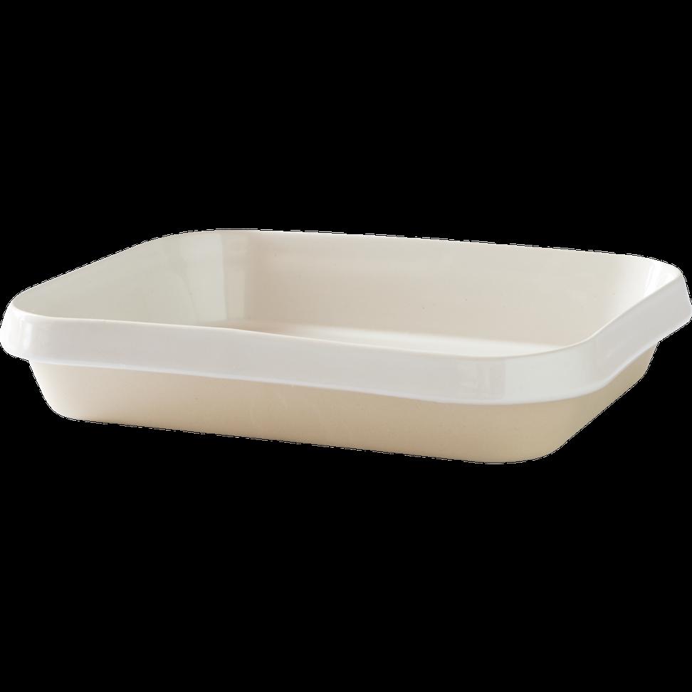 Manufacture de Digoin Rectangular Baking Dish