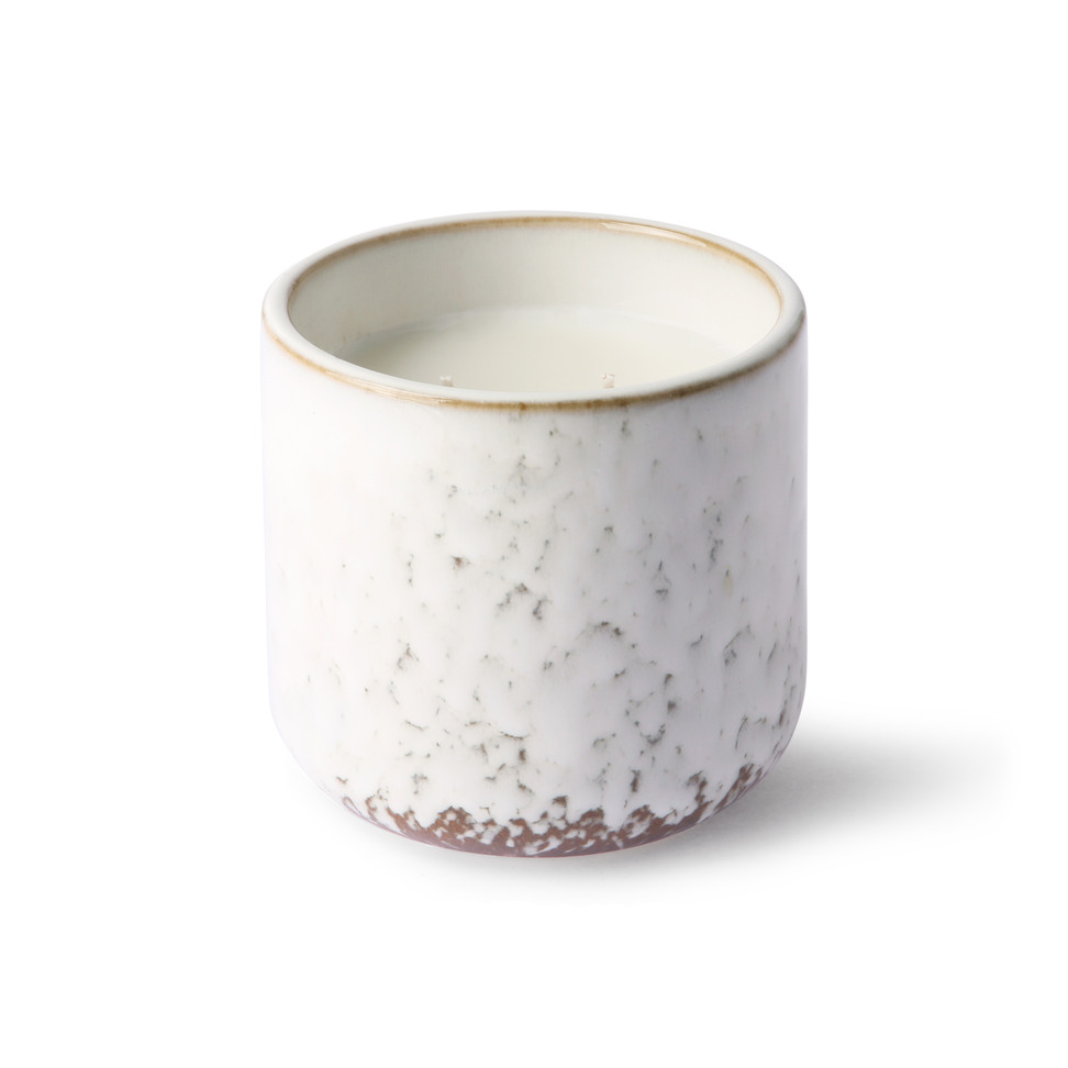 Product image Ceramic Scented Candle: Northern Soul
