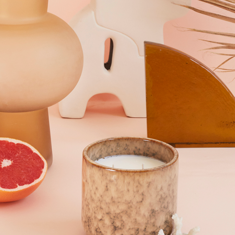 Product image Ceramic Scented Candle: Casa Fruits