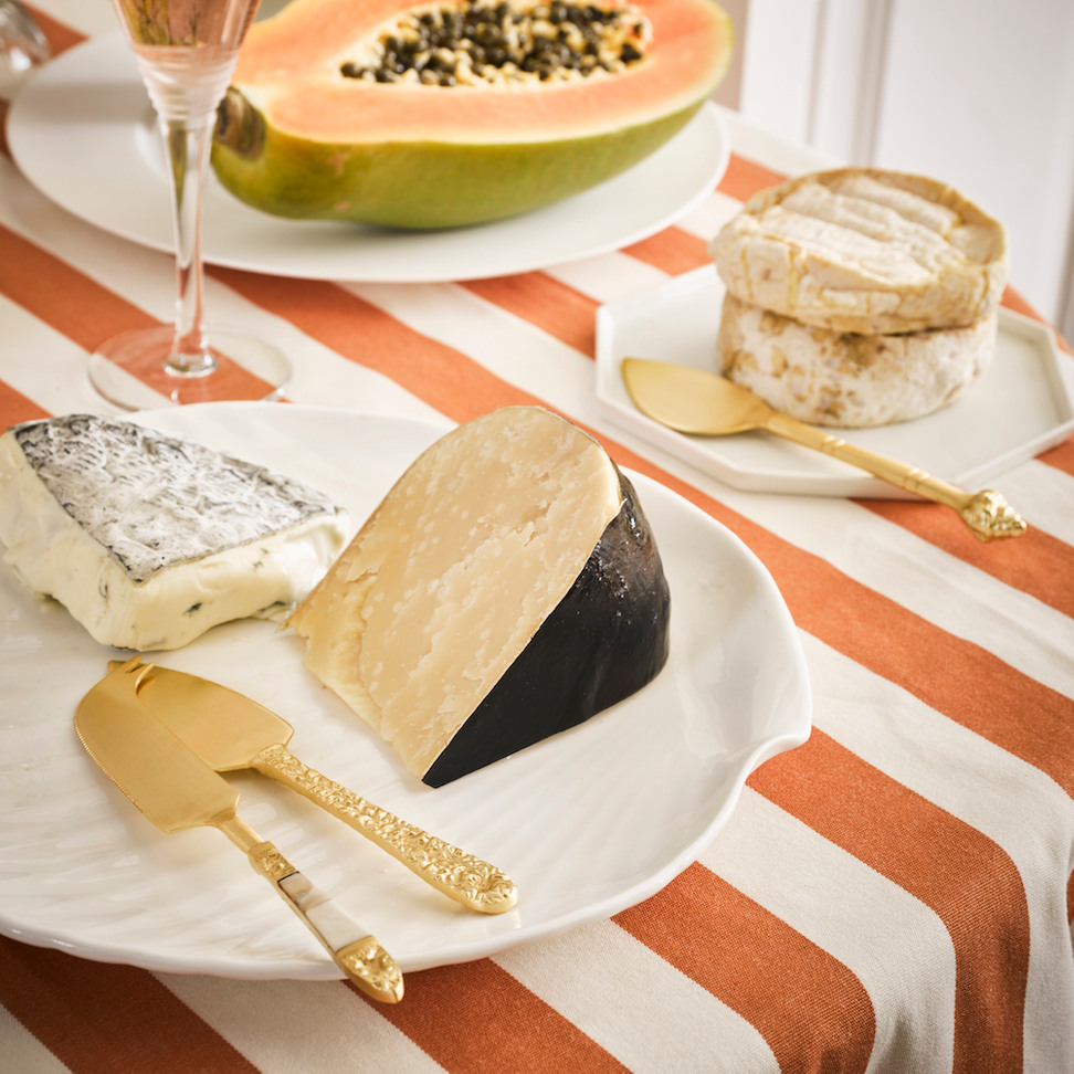 Product image Cheese Knives Gold Set Of 3