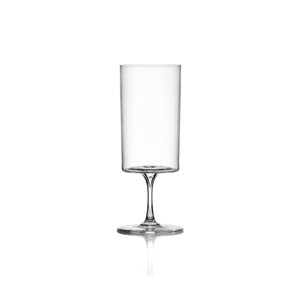 Stemmed Water Glass - set of 6 pcs