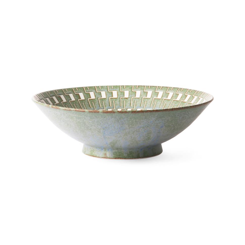 Product image Japanese Ceramic Salad Bowl