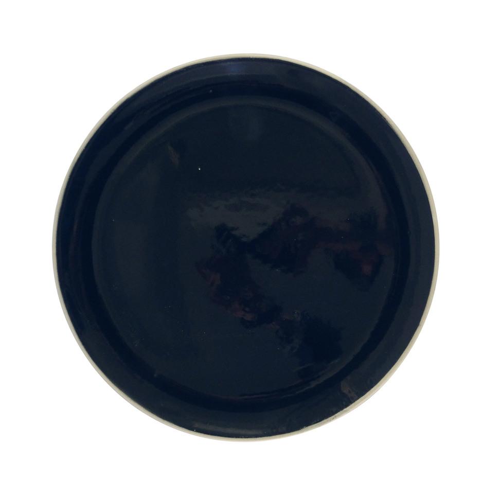 Manufacture de Digoin Dessert Plate