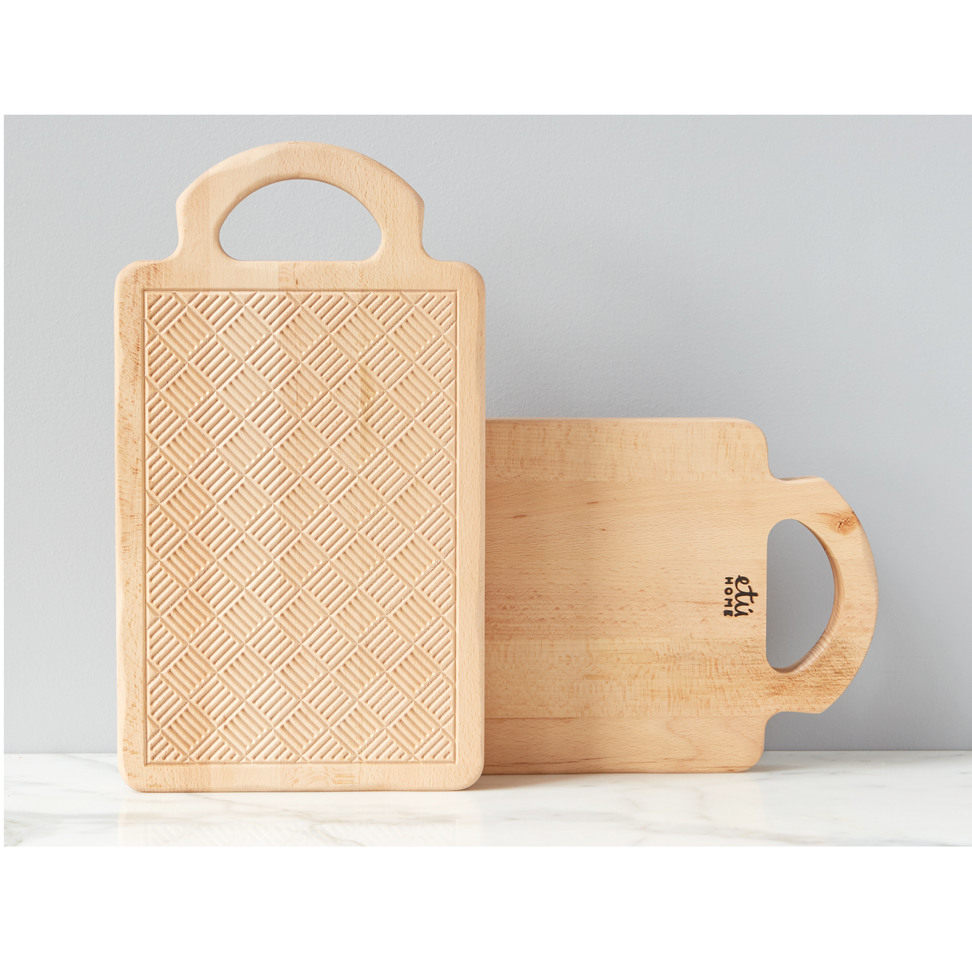 Etu Home Boho Bread Board