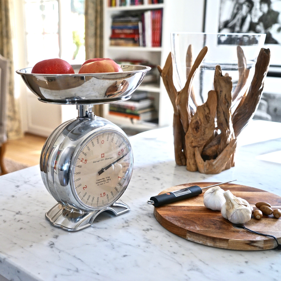 Product image Bengt Ek Design Scale With Clock