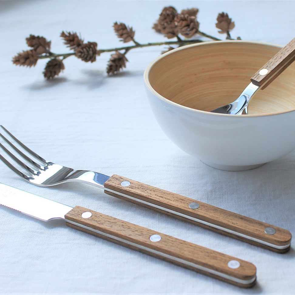 Product image Le Sabre Set Of 4 (Fork, Knife, Spoon, Tea Spoon)