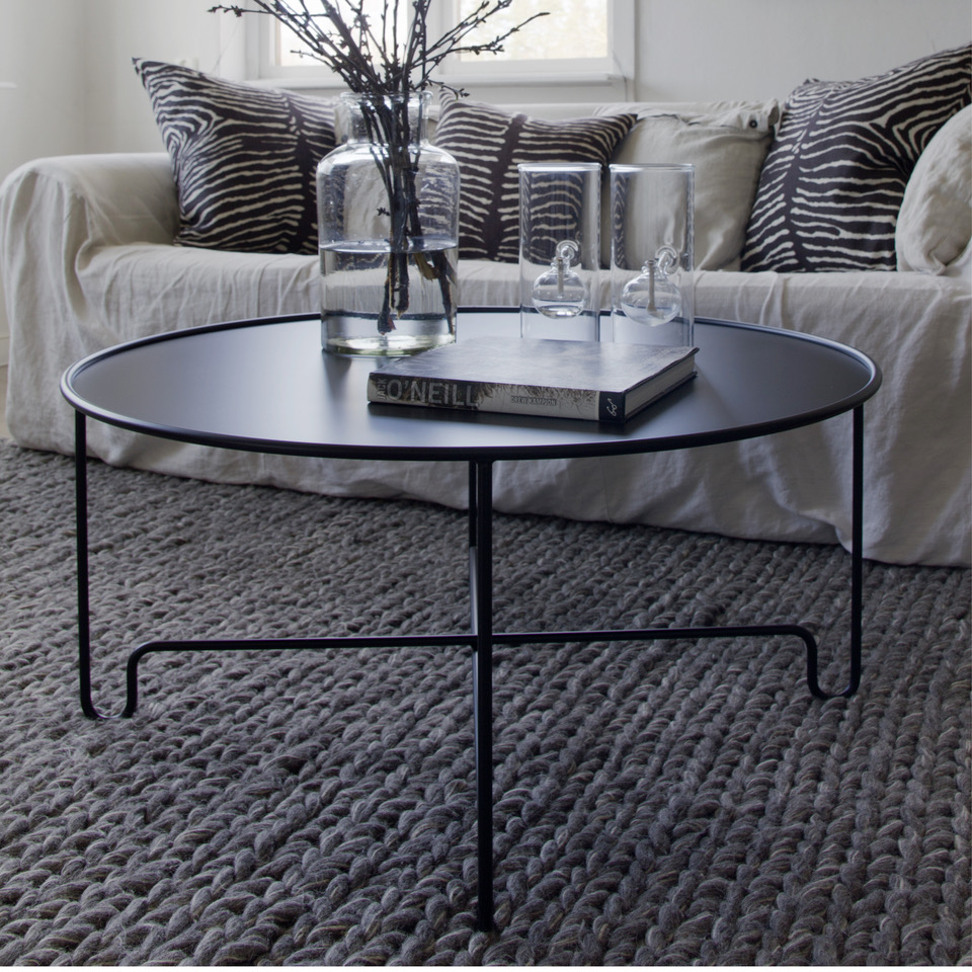 Caroline Ek Coco Globe Sofa Table